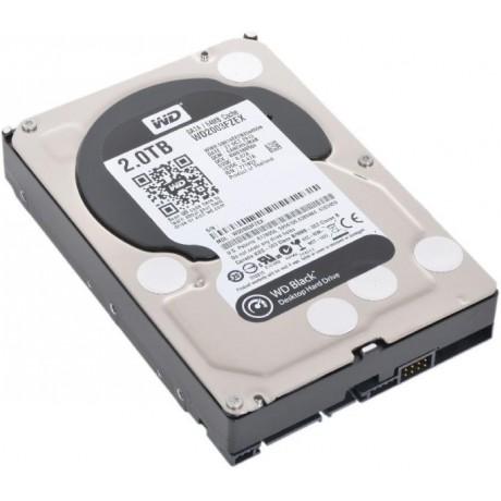 Твърд диск 2000GB за видеонаблюдение или компютър