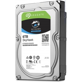 Твърд диск 6000GB за видеонаблюдение или компютър