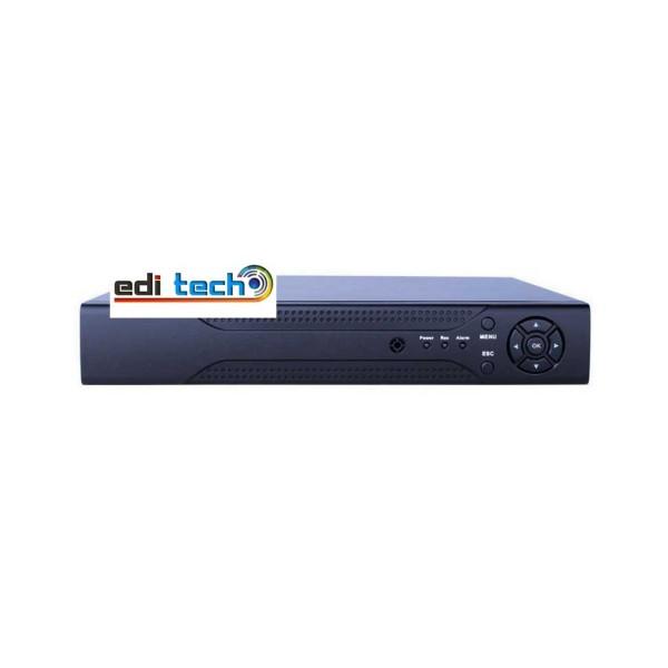 TRX-2004AHDN - DVR за 4 камери Full HD хибриден 5 в 1