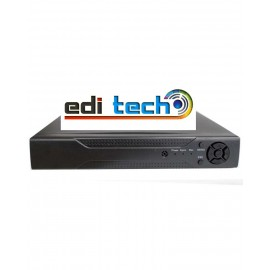 TRX-8004AHDH - професионален 8 канален AHD-H 1080P DVR