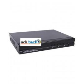 TRX-7116AHDN - 16 канален 4в1 хибриден DVR