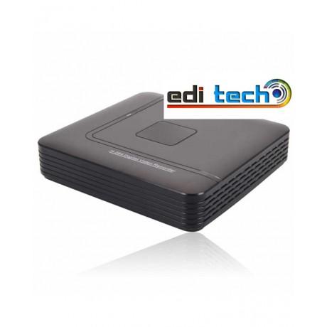 TRX-1004NVR - 4 канален мрежови NVR 1080P