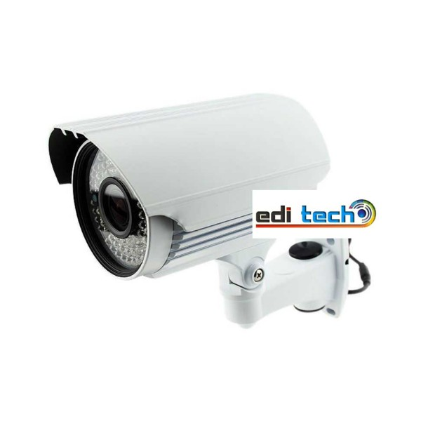 LIA90AHD2SCW — FULL HD варифокална IR камера 4 в 1 за нощно наблюдение до 60 метра