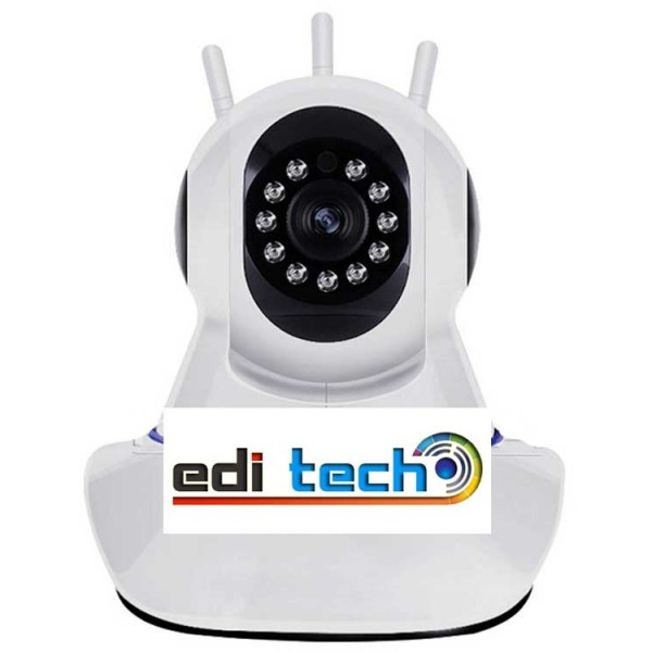 TRX-J020MPX3A - 1080P Безжична Wi-Fi IP камера с вграден микрофон